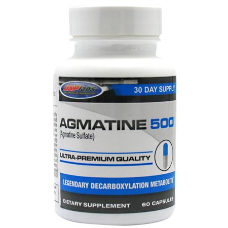 Анаболический комплекс Agmatine 500