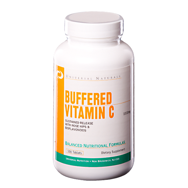 Vitamin C Buffered