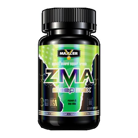ZMA Sleep Max с мелатонином
